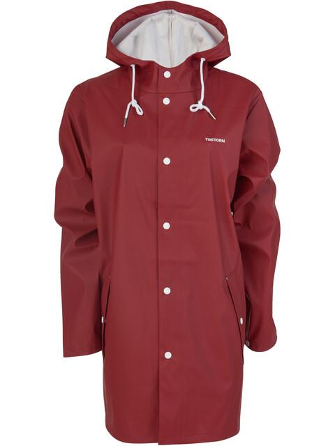 Tretorn Unisex Wings Rainjacket oak red